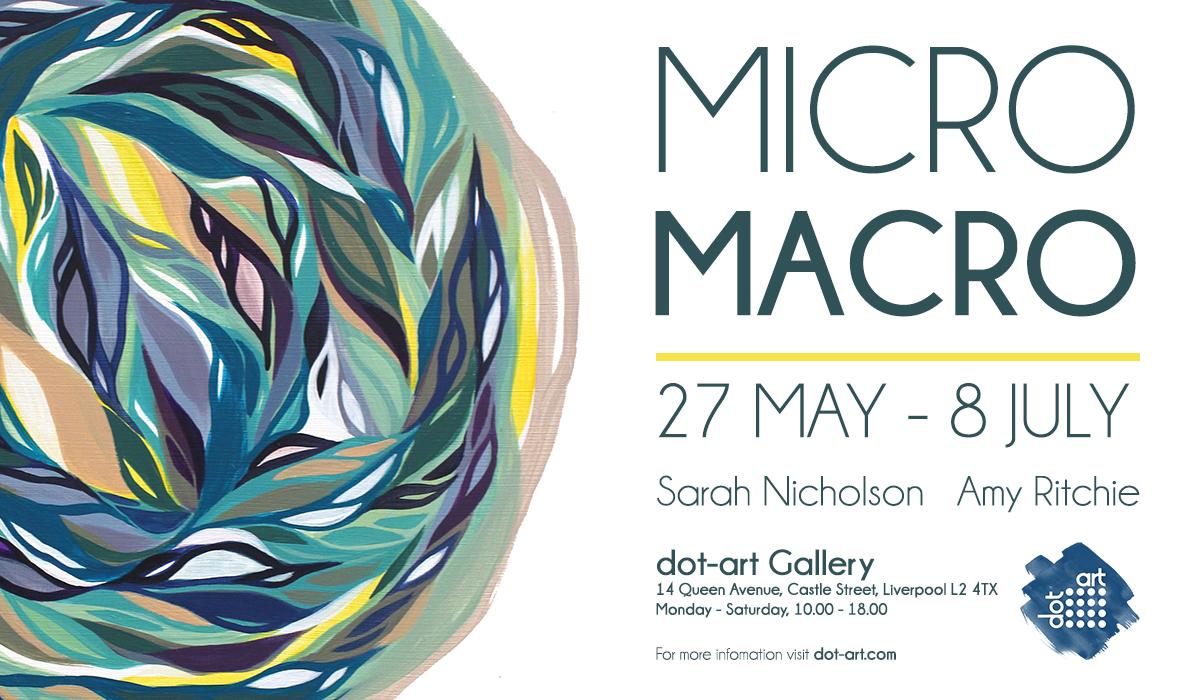 dot-art: Micro / Macro