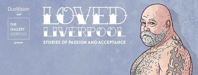 The Gallery Liverpool: David Mcalmont, in conversation with LOVED Liverpool