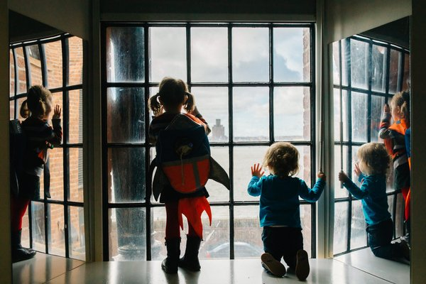 Tate Liverpool: Out of this World, family workshop