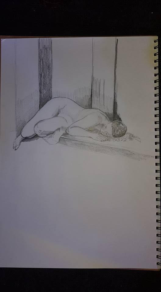 The Caledonia: Liverpool Life Drawing