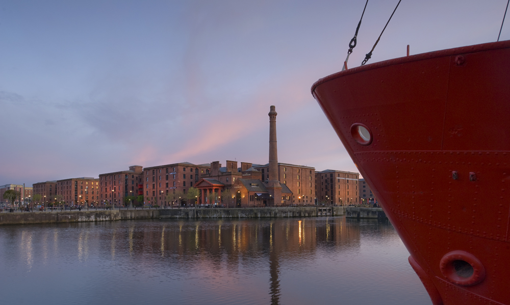 RIBA North: Albert Dock Discovery Tour