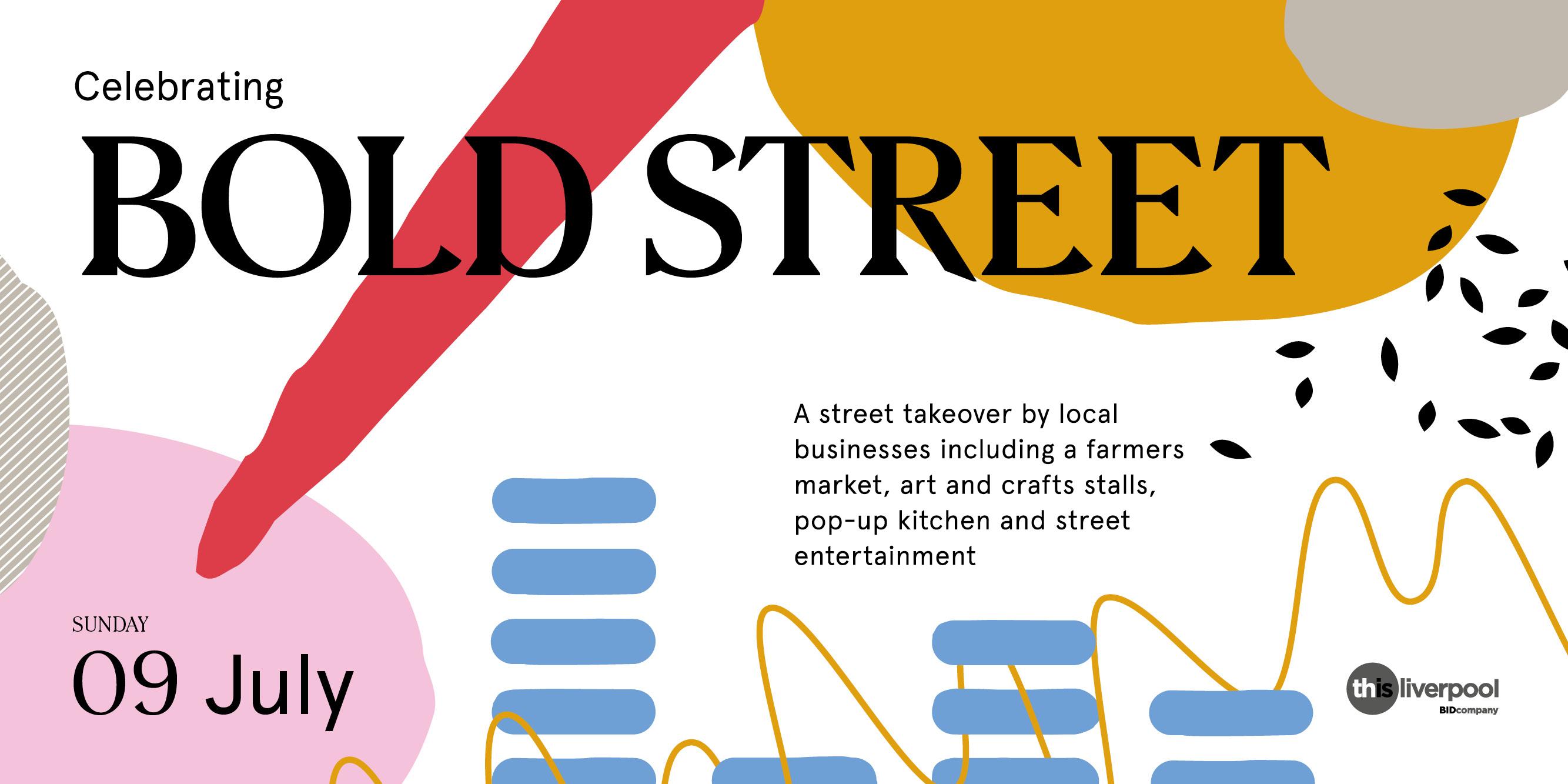Bold Street: Celebrating Bold Street