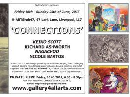 ARTShub47: Connections: Keiko SCOTT, Richard ASHWORTH & Nicole BARTOS