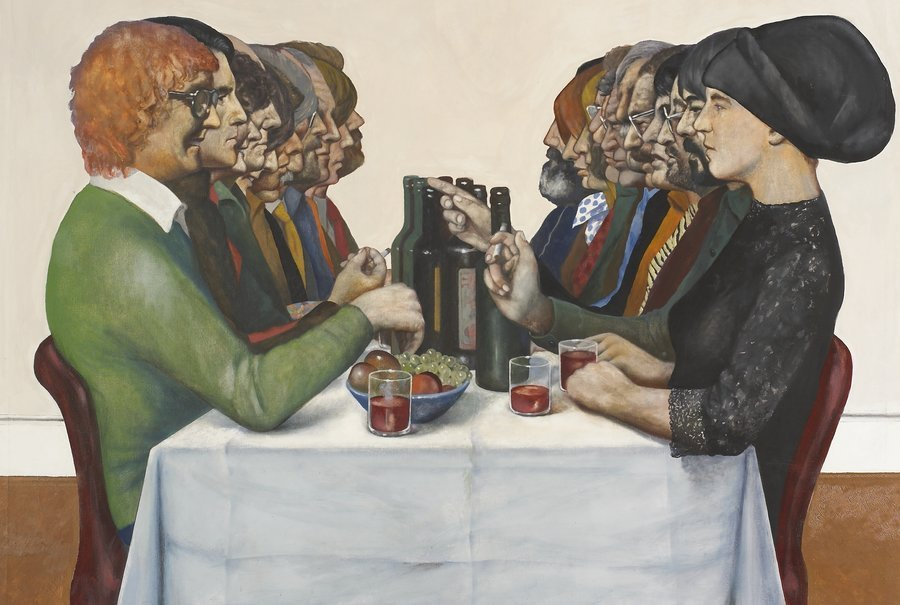 Williamson Art Gallery: The Dinner Party