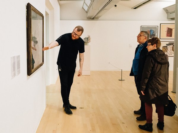 Tate Liverpool: Curator's Tour: Portraying a Nation