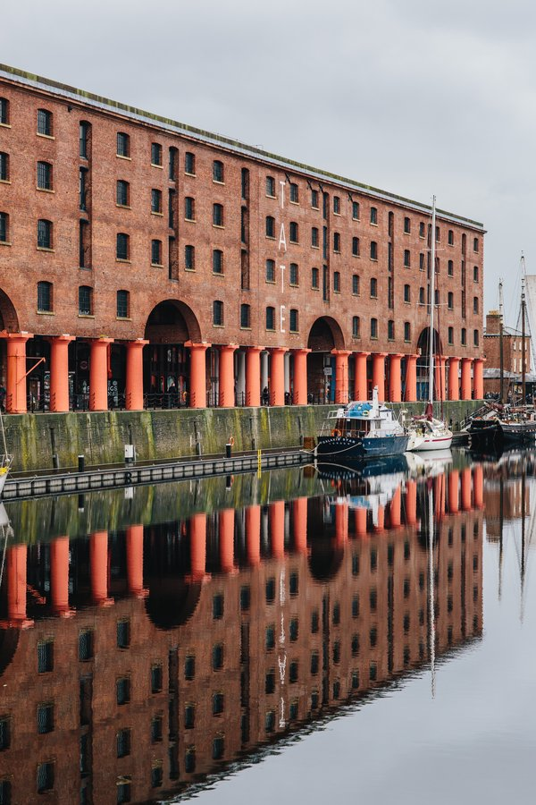 Tate Liverpool: Architecture presentation and tour