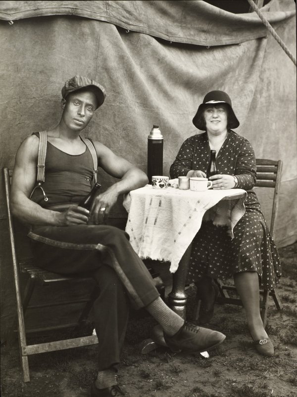 Tate Liverpool: Otto Dix and August Sander: Art, Politics, and Society in Weimar Germany