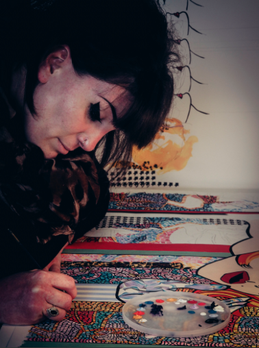 Constellations: Interactive fashion illustration classes with Liverpool Fashion Festival