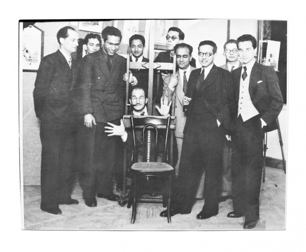 Tate Liverpool: Surrealism in Egypt: Art et Liberté 1938 – 1948