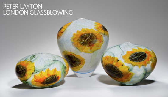 Bluecoat Display Centre: 'Sunflowers Collection' by Peter Layton
