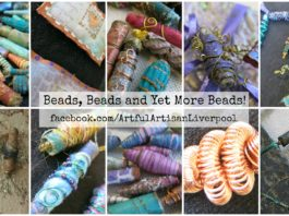 Artful Artisan: Bead, Beads and Yet More Beads! Workshop