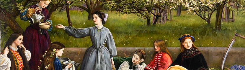 Lady Lever Art Gallery: Pre-Raphaelite Brotherhood Talk