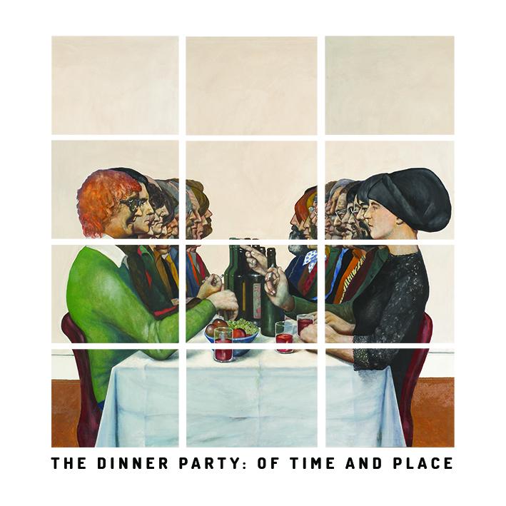 Bluecoat: The Dinner Party/Going Backwards, Talk