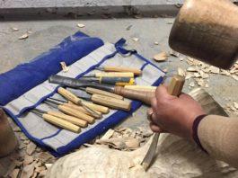 Faith Bebbington Studio: Wood Carving