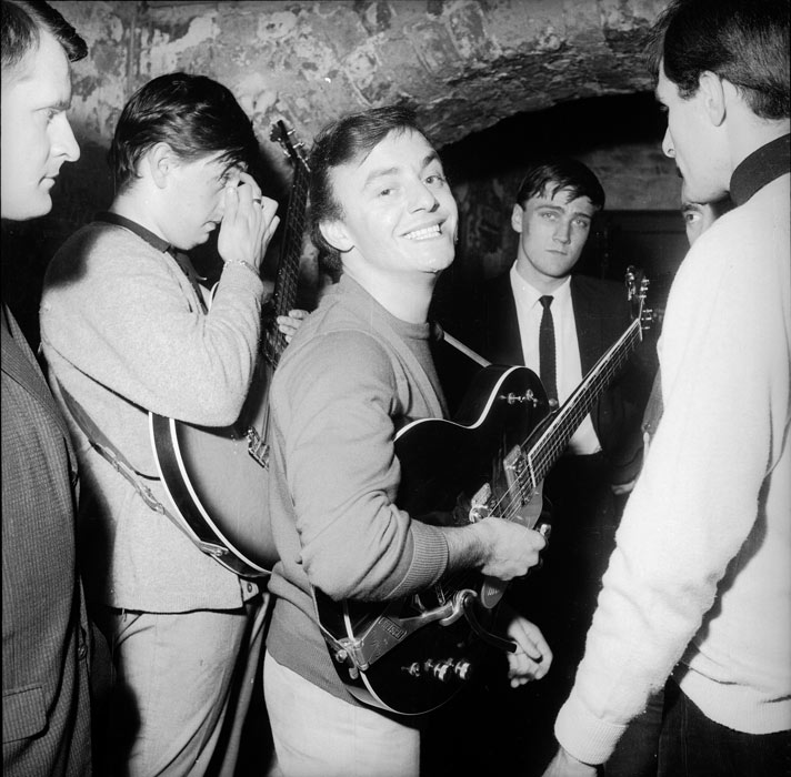 Museum of Liverpool: Gerry and the Pacemakers