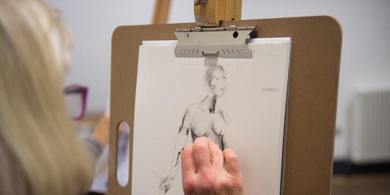 Bluecoat: Life Drawing (10 Week Course)