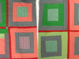 International Slavery Museum: Quilt Code Patterns