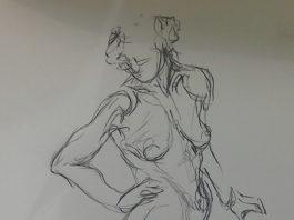 Rose Lane Studios: Life Drawing (Tue & Wed)