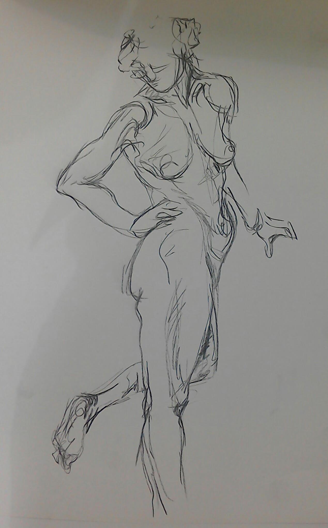 Rose Lane Studios: Life Drawing