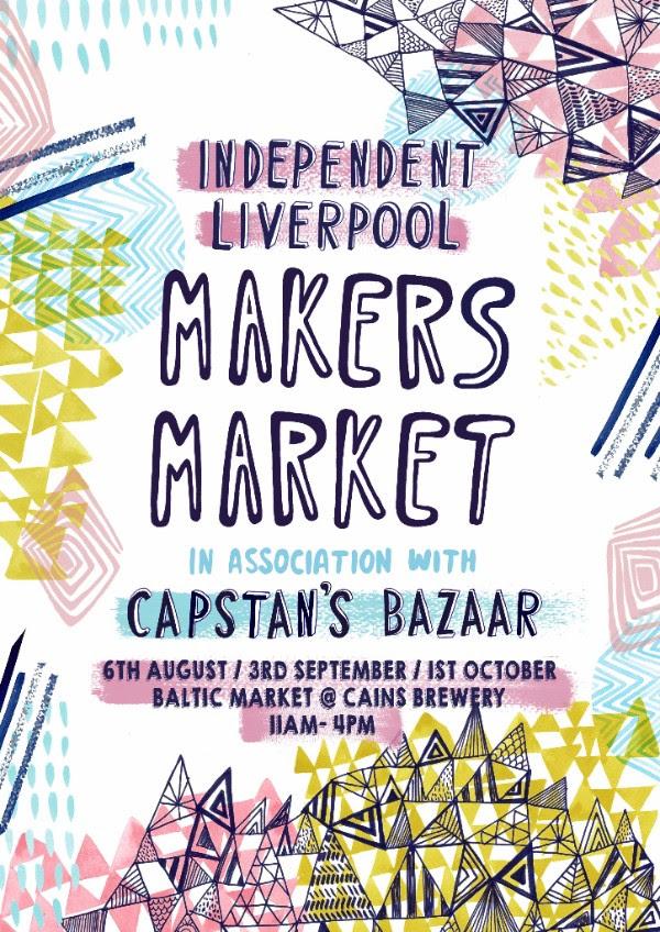 Baltic Market: Capstan's Bazaar Makers Market