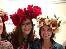 Walker Art Gallery: Floral crown workshop