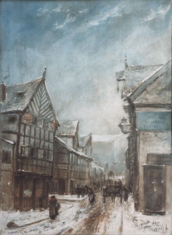 Warrington Museum & Art Gallery: The School of Art