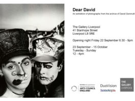 The Gallery Liverpool: Dear David