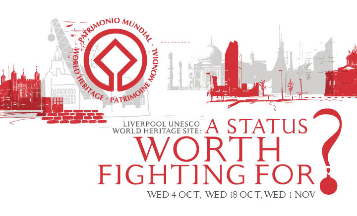 St George's Hall: Seminar 3: UNESCO Status: Heritage Assets – where's the value?