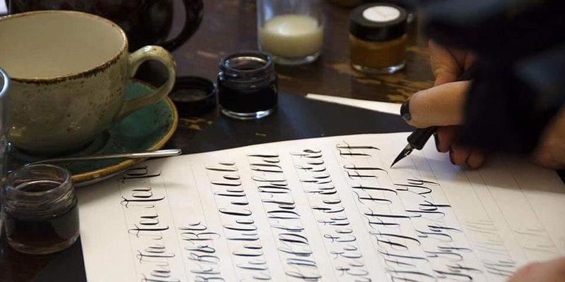 Make Baltic: Modern Calligraphy Workshop