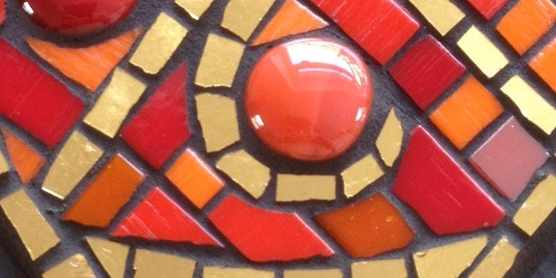 Port Sunlight Community Hub: Mosaics For Your Garden