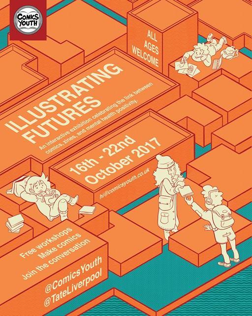 Tate Liverpool: Illustrating Futures