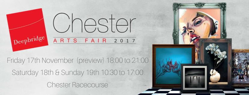 Chester Racecourse: Chester Arts Fair 2017