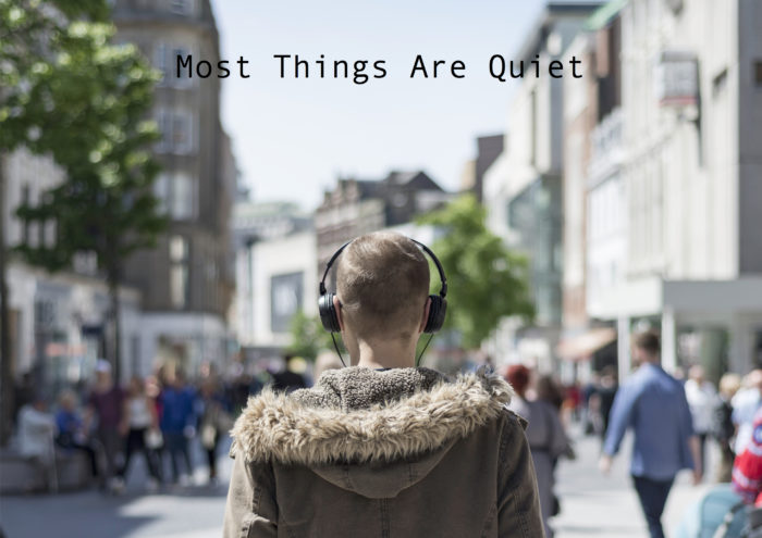 Unity Theatre: Most Things are Quiet