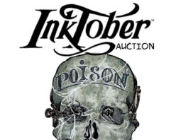 ROAD Studios: Inktober Auction