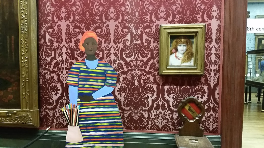 Review Lubaina Himid At Walker Art Gallery