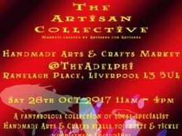 The Adelphi: Artisan Collective October Handmade Arts & Craft Fair