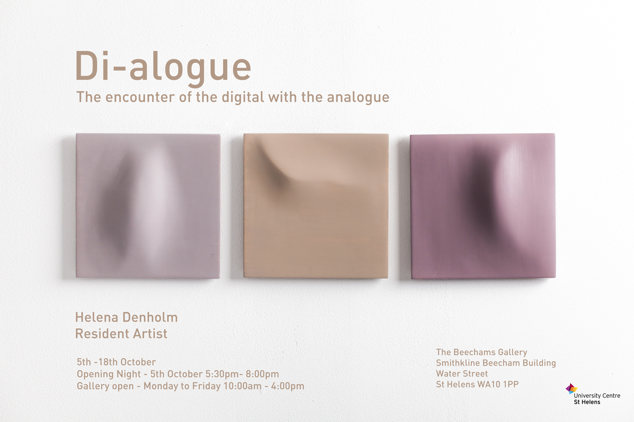 The Beechams Gallery: Di-alogue