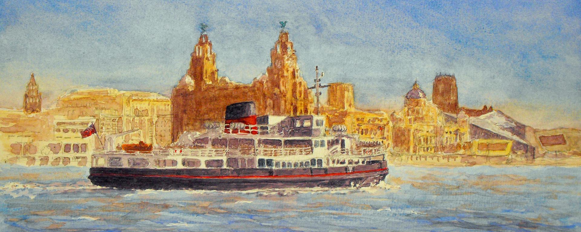 LOST17: Mike Greatbanks: Liverpool Open Studios