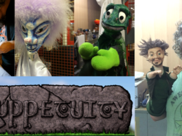 Make. North Docks: Craft Your Own Glove Puppet