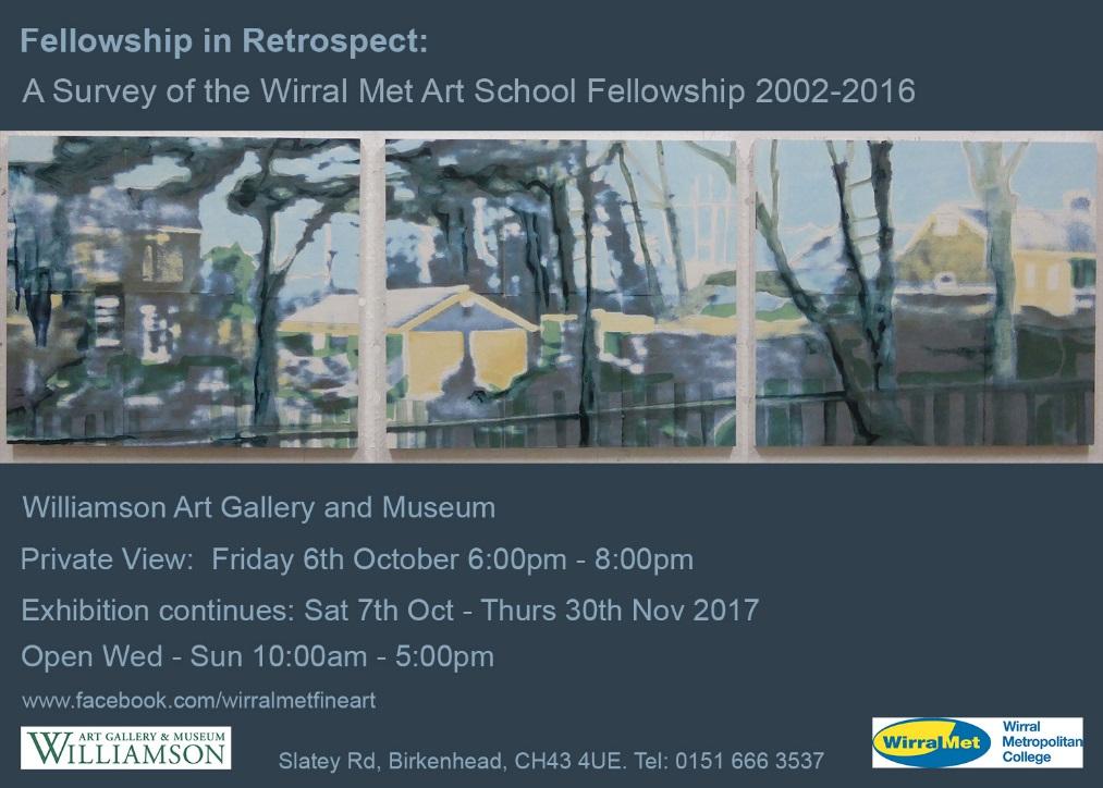 Williamson Art Gallery & Museum: Fellowship in Retrospect