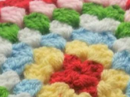Make. Baltic: Glamorous Crochet with Queenie Lovecraft: The granny square
