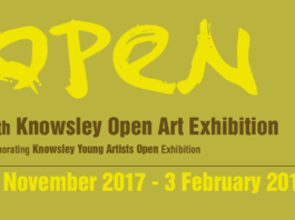 Huyton Gallery: 17th Knowsley Open Art Exhibition