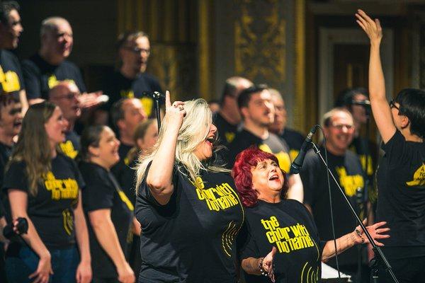 Tate Liverpool: Choir With No Name