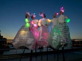 Floral Pavilion: Lightwalkers