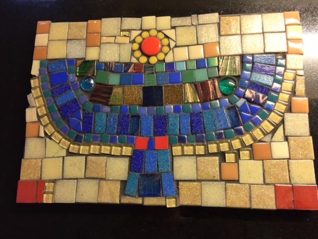Bluecoat: Sacred Stones: Creating Egyptian Inspired Mosaics