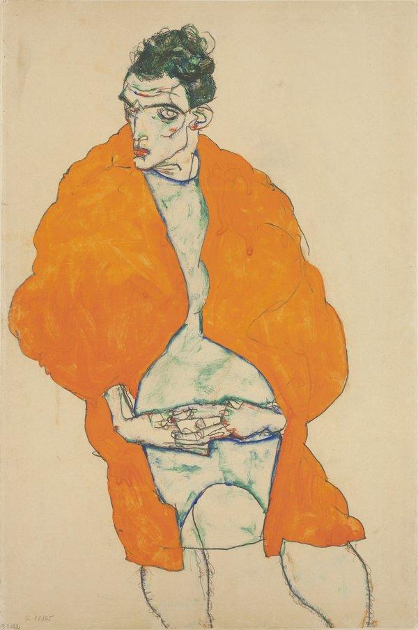 Tate Liverpool: Egon Schiele