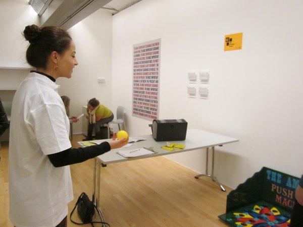 Tate Exchange: Fractured Sonnets