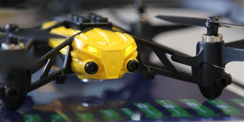 Make. North Docks: Code a Drone (Age 8+)