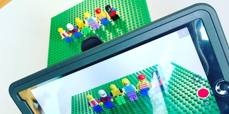 Make. North Docks: Lego Stop-Motion Animation (Aged 8+) ...