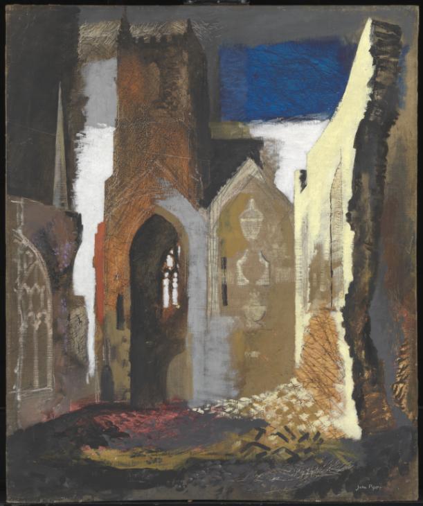 Tate Liverpool: John Piper Curator's Tour